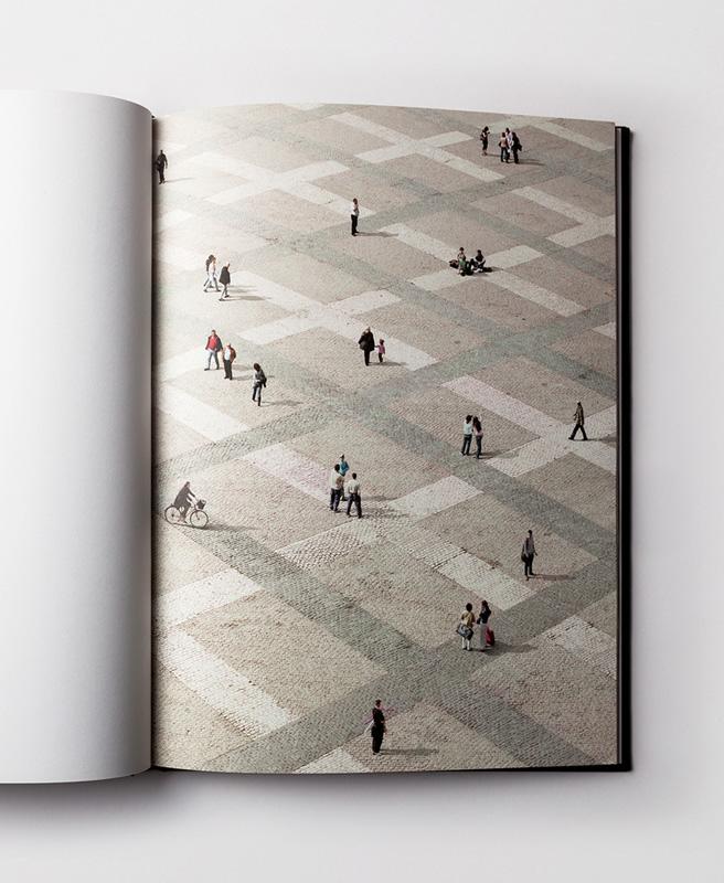 Fase, estudio de diseño gráfico. Diseño editorial para Madriz, libro de fotografías de Fernando Maselli.