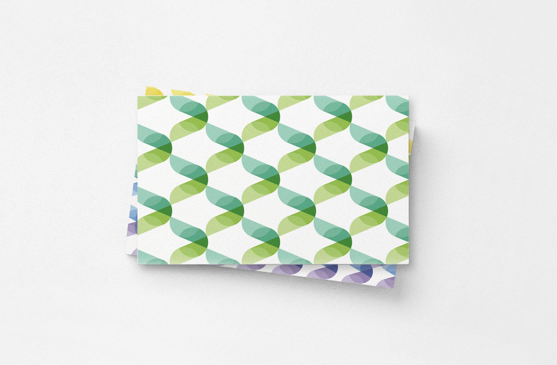 Fase, estudio de diseño gráfico. Identidad corporativa de Innovación Abierta, Universitat Politècnica de València. Texturas