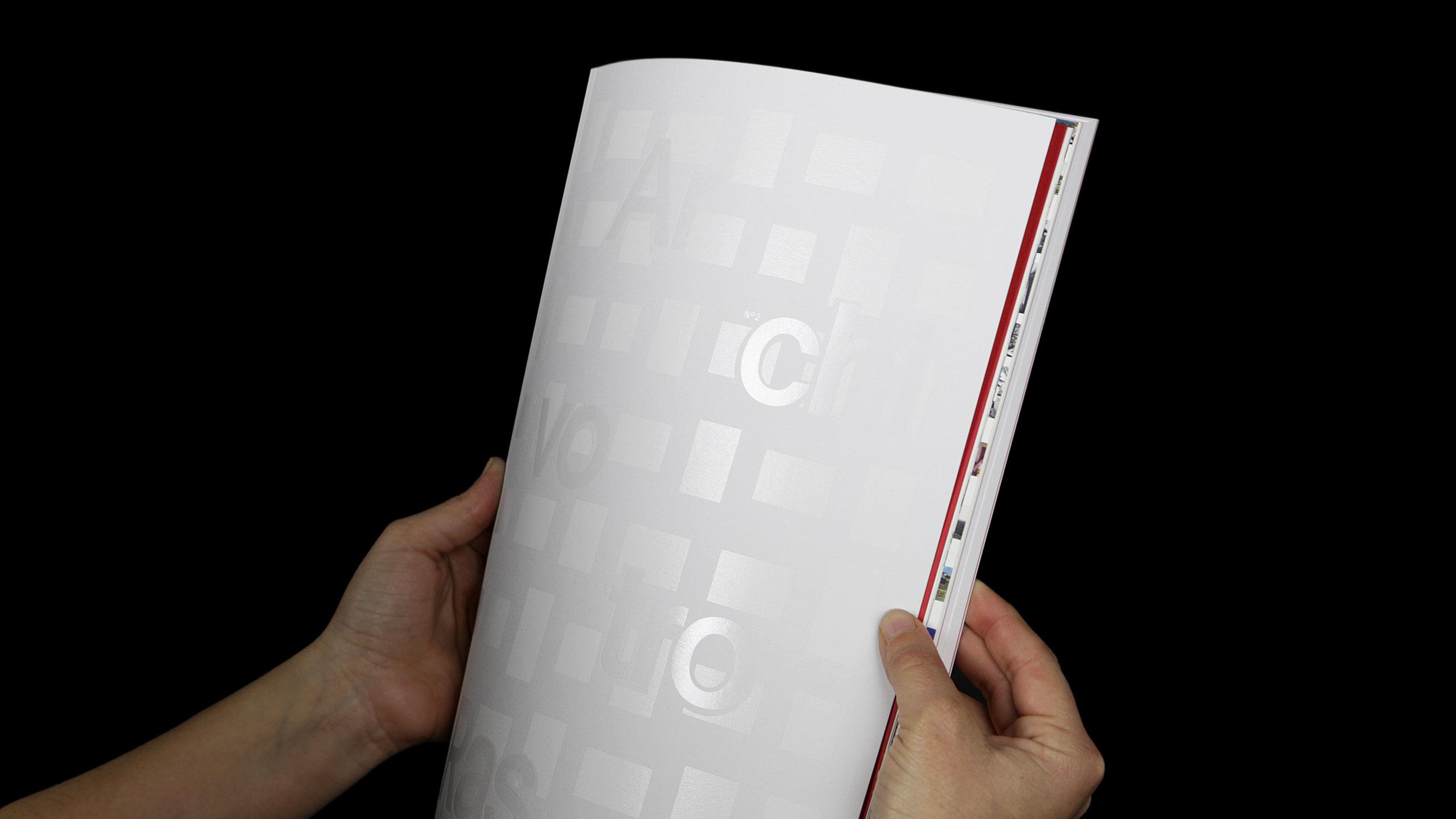 Fase, estudio de diseño gráfico. Identidad exposición de arte Archivo Rastro. Catálogo.